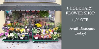 CHOUDHARY FLOWER SHOP