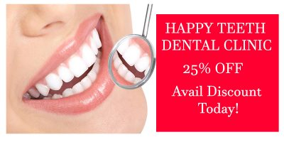 HAPPY TEETH DENTAL CLINIC