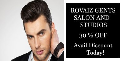 ROVAIZ GENTS SALON AND STUDIOS