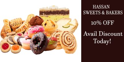 HASSAN SWEETS & BAKERS