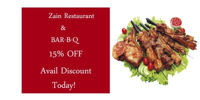 Zain Restaurant and BAR-B-Q