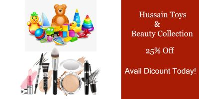 Hussain Toys and Beauty Collection