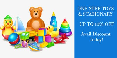 ONE STEP TOYS AND STATIONARY