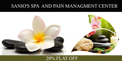 SANIO'S SPA AND PAIN MANAGMENT CENTER