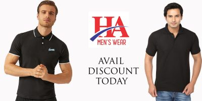HA Men's wear
