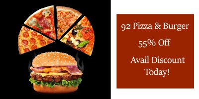 92 Pizza & Burger