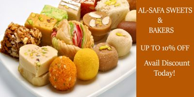 AL-SAFA SWEETS AND BAKERS