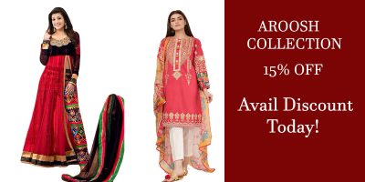 AROOSH COLLECTION