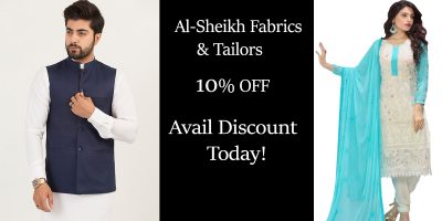 Al-Sheikh Fabrics and tailor