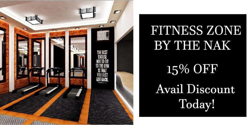 FITNESS ZONE BY THE NAK