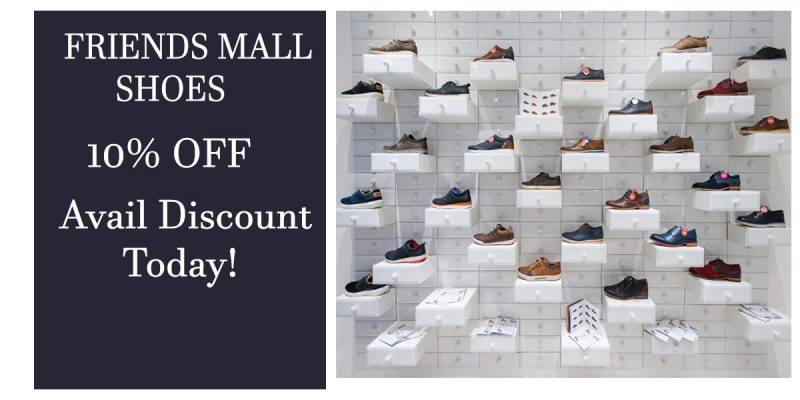 FRIENDS MALL SHOES