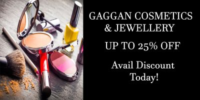 GAGGAN COSMETICS & JEWELLERY