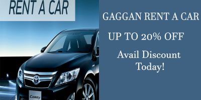GAGGAN RENT A CAR
