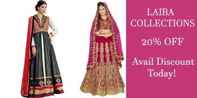 Laiba collections
