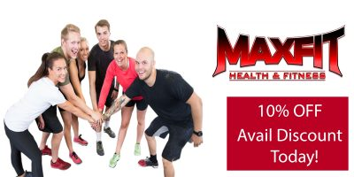 MAXFIT HEALTH AND FITNESS CLUB