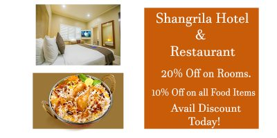 Shangrila Hotel and restaurant