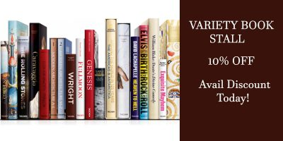 VARIETY BOOK STALL