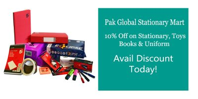 pak global stationary mart
