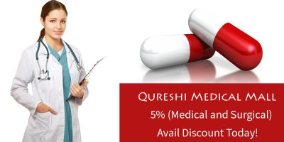 quershi medical mall.
