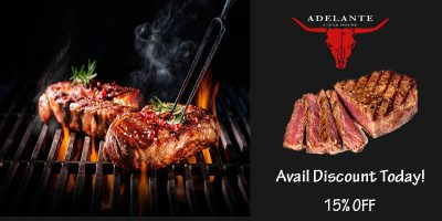 adelanta Steaks house