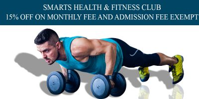 smart health and fitness club